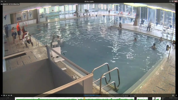 Video Shows Man Under Water for 5 Minutes Before Being Pulled From YMCA Pool