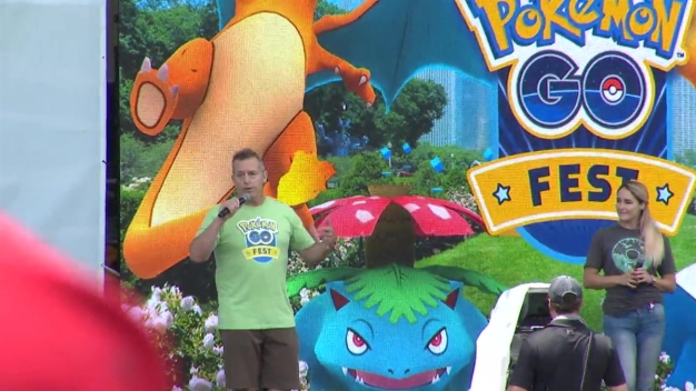 Pokémon Go Fest Attendees Refunded Over Glitches