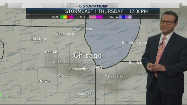 Forecast: Flood Warning Continues