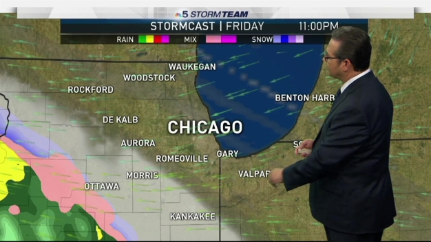 Forecast: Chilly, But Quiet Day Ahead