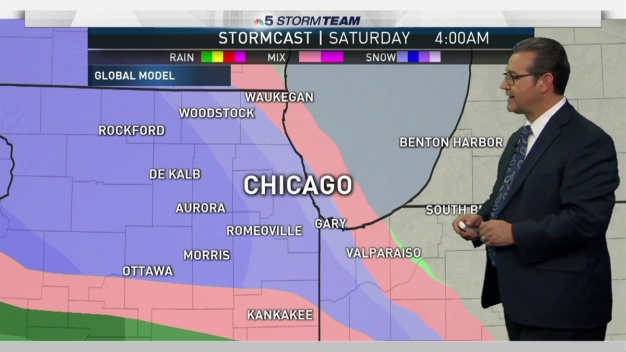 Forecast: Quiet Day Before Storms Tonight