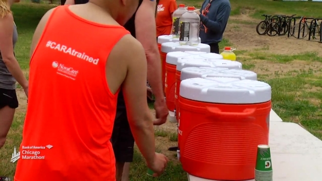 Marathon Moments: The Importance of a Recovery Plan