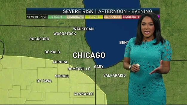Rainy Weather Could Hit Overnight