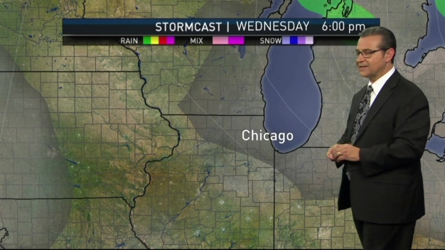 Chicago Weather Forecast: Windy and Chilly