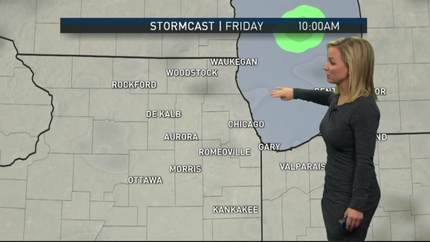 Friday Forecast