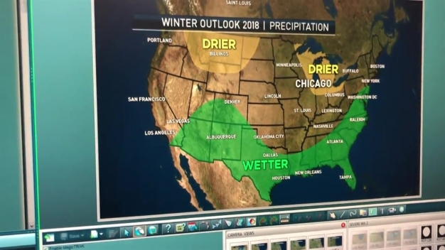 Breakdown: What NOAA's Winter Outlook Means for Chicago