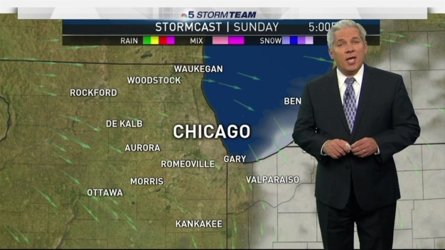 Dry Weather to Follow Days of Snow