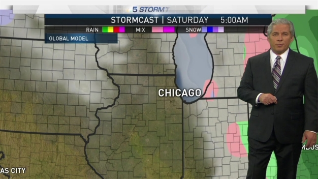 Chicago Weather Forecast: Another Sunny Day