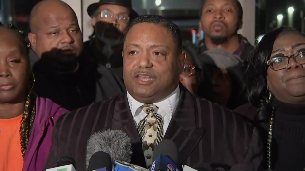 Marvin Hunter Speaks After Van Dyke Sentence