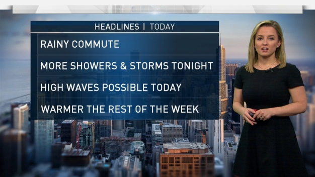 Chicago Weather Forecast: Wet for the Morning Commute