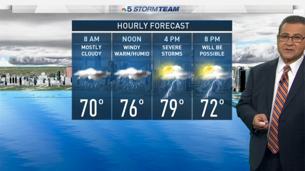 Chicago Weather Forecast: More Storms Will Develop