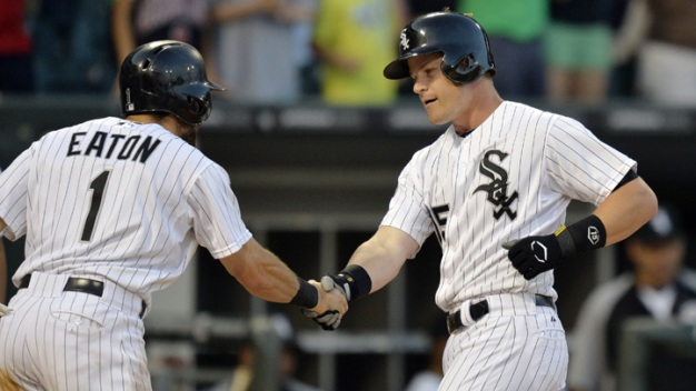 White Sox Sign Beckham to 1-Year Deal