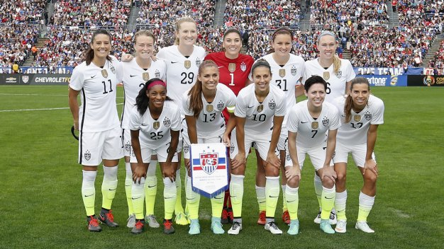 US Women's Soccer Team Heads to Court Over Potential Strike