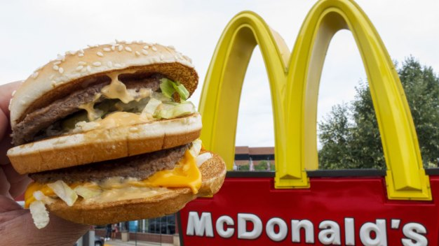 McDonald's Lays Out Plan to Reverse Drop in Visits