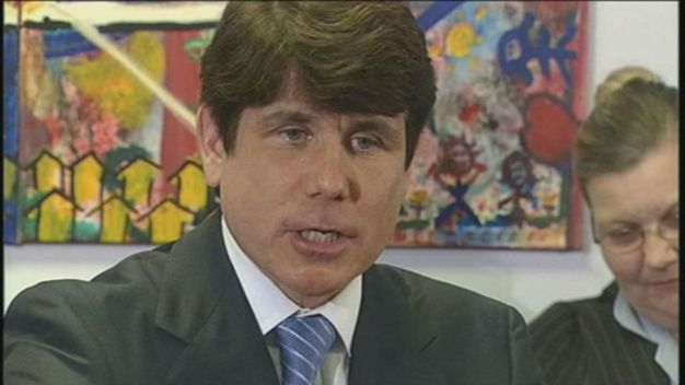 Former Blagojevich Insider Says His Boss Stayed Away From Office Weeks At a Time