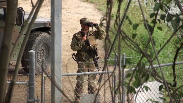California to Join Guard Border Mission, But With Conditions