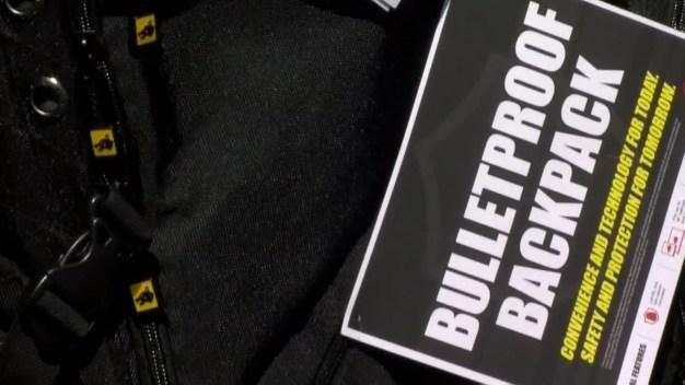 Bulletproof Backpacks a Surprising Back to School Option