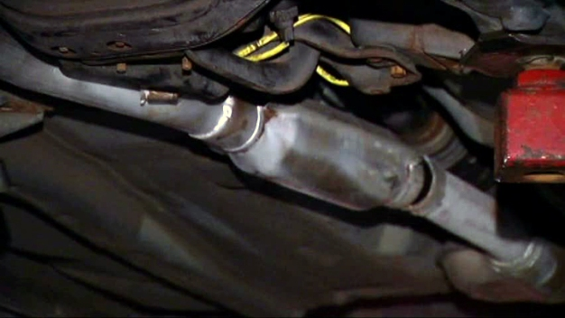 How to Thwart Catalytic Converter Thieves