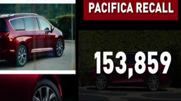 Owners of Recalled 2017 Chrysler Pacifica Minivans Get Solutions
