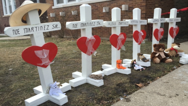 6 Family Members Found Dead Identified