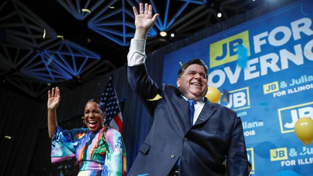 Pritzker Inaugural Party to Raise Money for Chicago Group