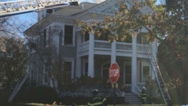 Family Displaced From Evanston Home by Fire on Thanksgiving