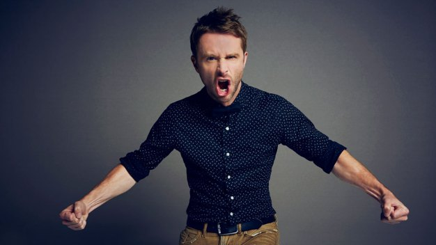 5 Questions With Red Nose Day Host Chris Hardwick
