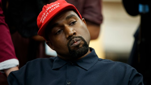 Kanye West Makes Donation in Chicago Mayoral Race