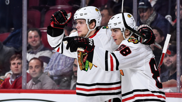Playoff Update: Blackhawks Move Closer to Division Title