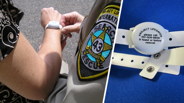 LAPD Gives Dementia Patients Trackers