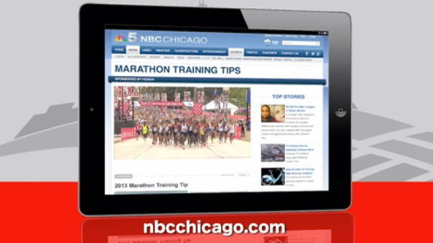 2013 Chicago Marathon Training Tips}