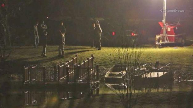 Teen Rescued After 90 Minutes Under Water