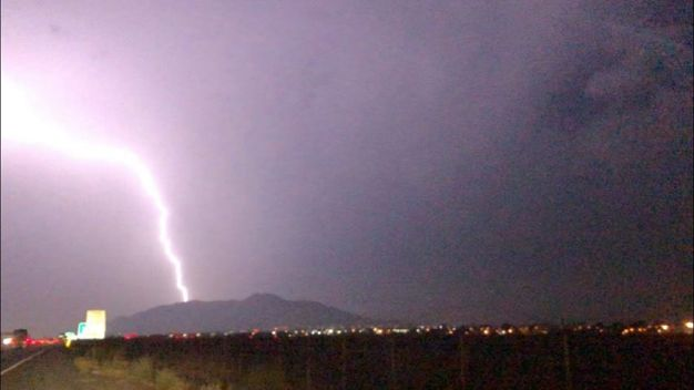 Woman Struck by Lightning at Country Music Festival