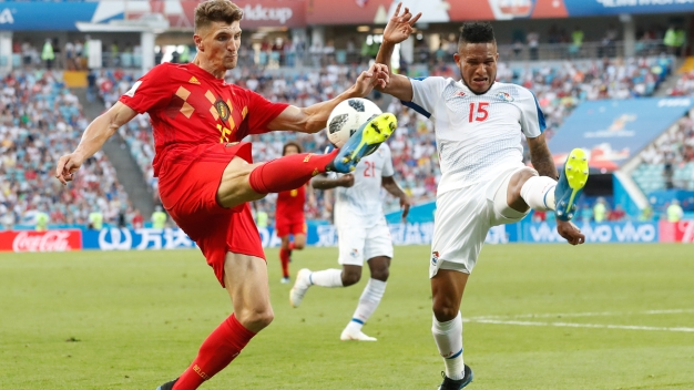 Panama Makes World Cup Debut Against Strong Belgium Team