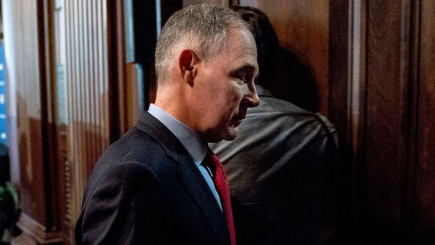EPA Analysis: Pruitt Bug Sweep Inadequate