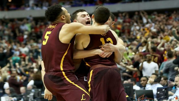 Chicago Sports Teams Jumping on Loyola Bandwagon