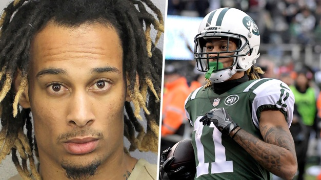 Jets WR Threatened to Sexually Assault Cop's Wife: Police