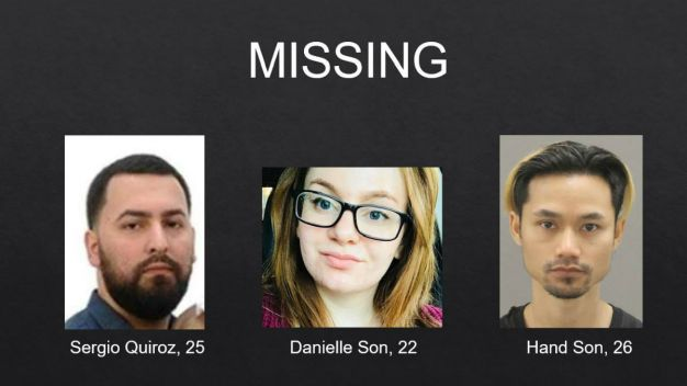 Foul Play Suspected in Disappearance of Rockford Trio: Cops