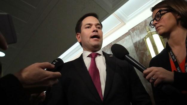 Rubio: 'Broken' System Caused Shooting, Not Lack of Gun Ban