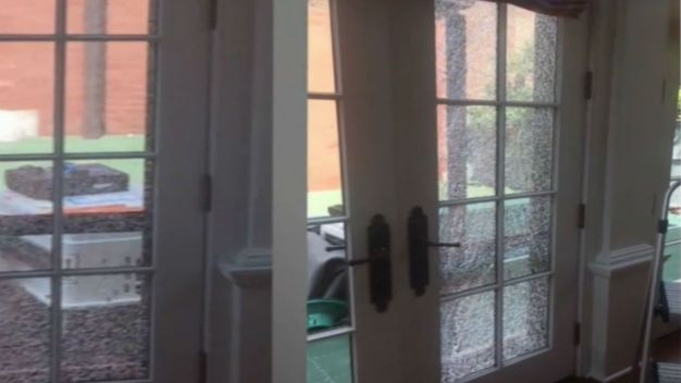 Air & Water Show Fly-By Shatters Glass at a Chicago Home, Owner Says