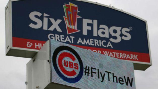 Six Flags Great America, Cedar Point Bet on World Series
