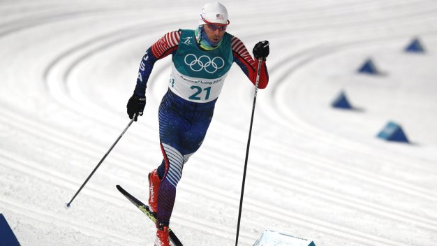USA Hopes to Thwart Sweden in Men's Cross Country Relay