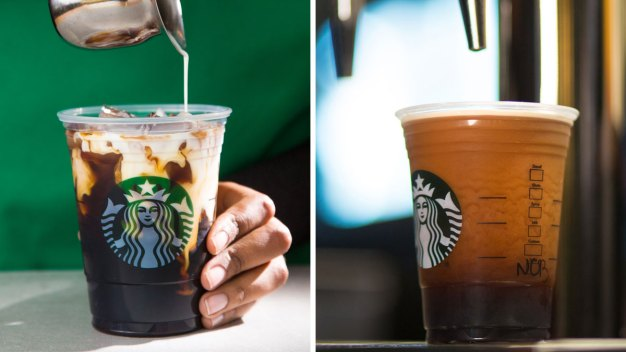 Starbucks Debuts 2 New Summer Drinks