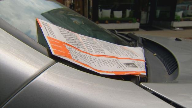 City Threatens Wrong Guy For Unpaid Parking Tickets}