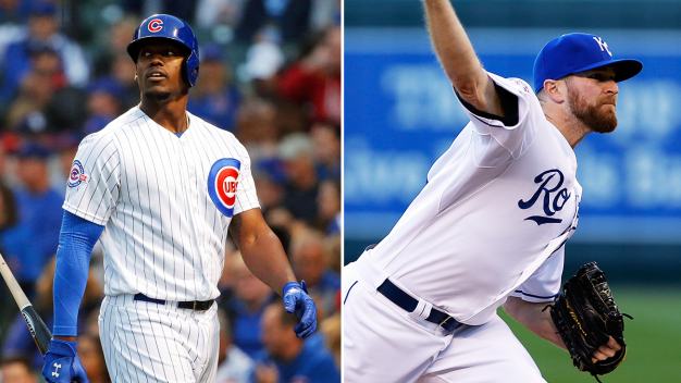 Report: Cubs to Send Soler to Royals for Closer Wade Davis