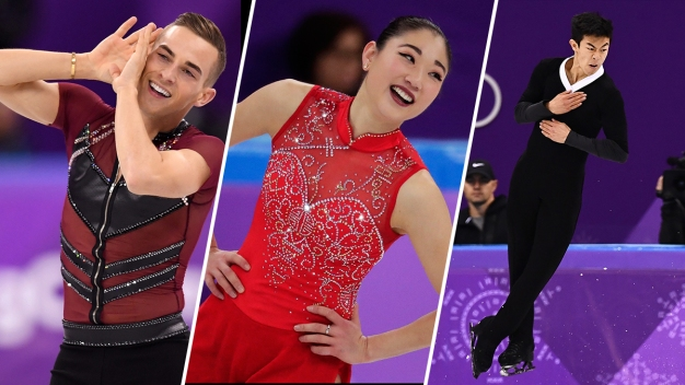 Best Moments of 2018 Olympic Figure Skating