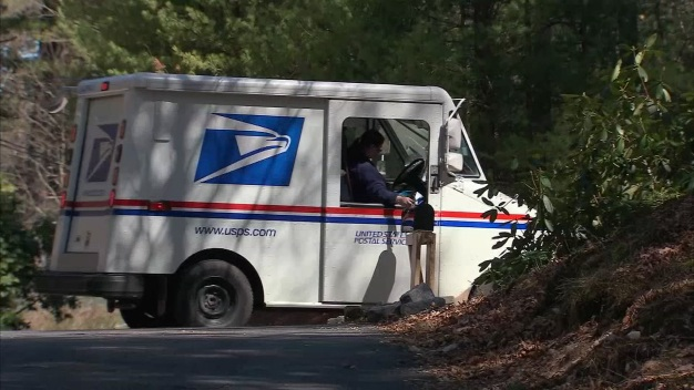 Mail Carrier Shot With Paintball Gun in Ashburn