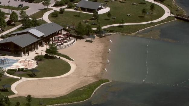 Child Found Unresponsive in Water at Suburban Three Oaks Recreation Area