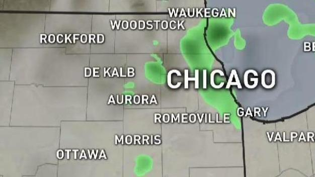 Scattered Showers Remain in Forecast for Area