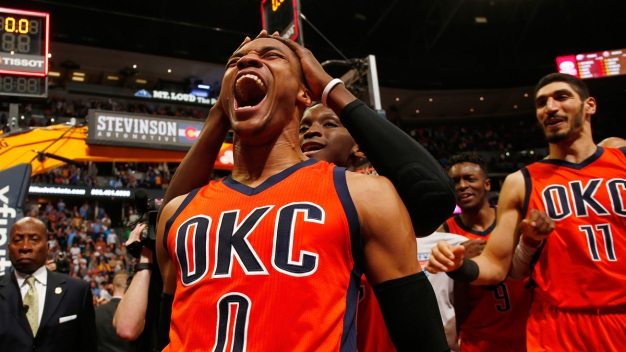 Russell Westbrook Wins NBA MVP After Historic Season